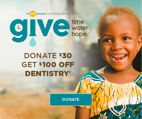Donate $30, Get $100 Off Dentistry - Rancho Palos Verdes Dentistry